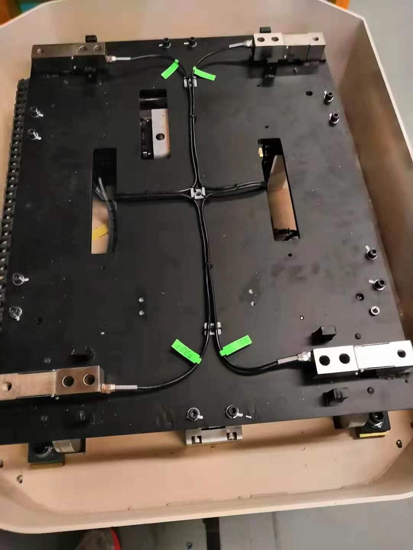 称重传感器应用于机场分拣平台