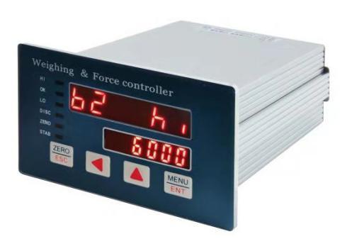沧正称重测力压力显示控制仪参数设置步骤